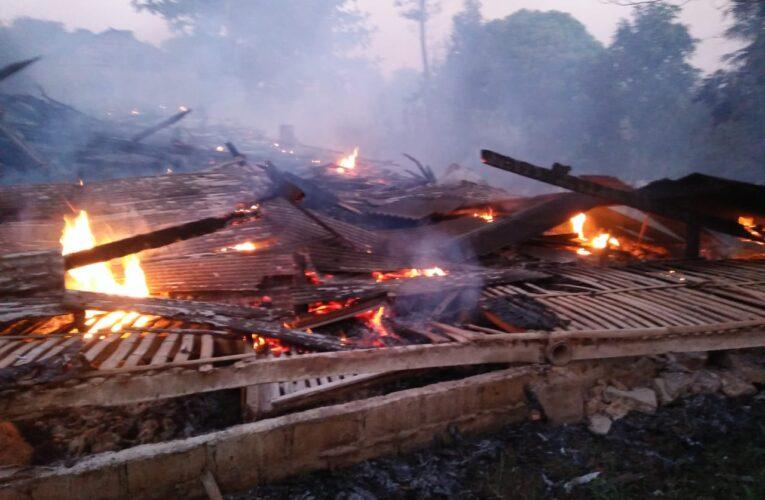Warga Bojong Murni Panik, Ribuan Ayam Terpanggang