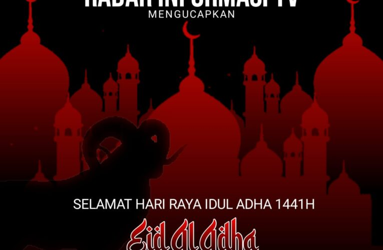 Redaksi Radar Informasi mengucapkan Selamat Hari Raya Idul Adha