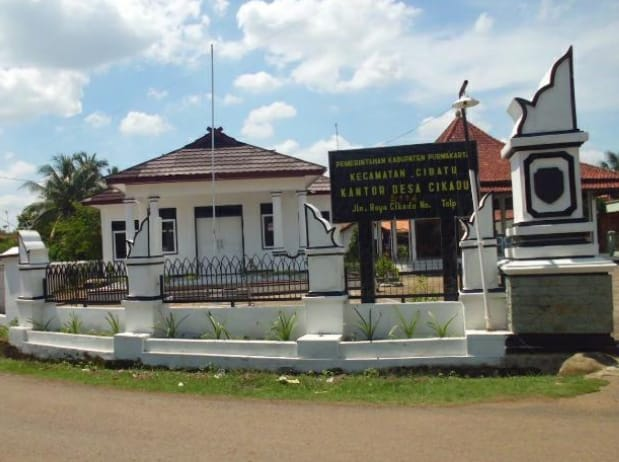 Stunting Desa Cikadu Sudah Terealisasi, Warga sambut Antusias